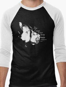 Dog Men's Baseball ¾ T-Shirt