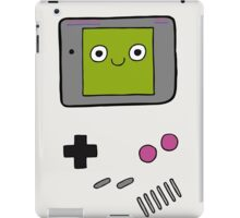 Retro Gameboy Character iPad Case/Skin