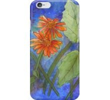Floral Challenge iPhone Case/Skin