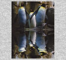 King Penguin, Antarctic, Montreal Biodome One Piece - Long Sleeve