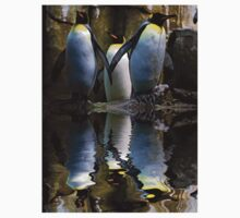 King Penguin, Antarctic, Montreal Biodome Kids Tee