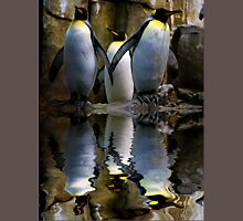King Penguin, Antarctic, Montreal Biodome Unisex T-Shirt