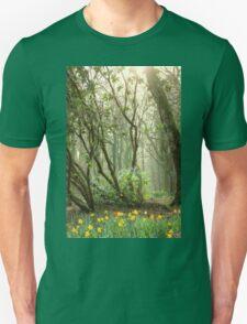 Mythical Place HDR Unisex T-Shirt
