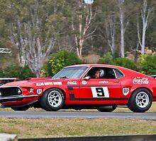 Allan Moffat Trans Am Mustang by TGrowden