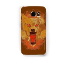 The Wolf Samsung Galaxy Case/Skin
