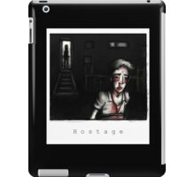 Hostage iPad Case/Skin