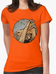 Trouble IV Womens Fitted T-Shirt