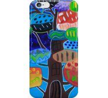 'The Magic Faraway Tree' by Ila Richardson (2014) iPhone Case/Skin