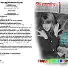 STILL COUNTING - HAPPY 25 TH BD(C2015) by Paul Romanowski