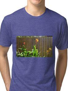 Strange Canna Tri-blend T-Shirt