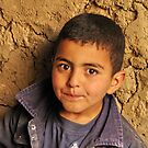 Young boy, Ourikah Valley, Morocco by Alison Howson
