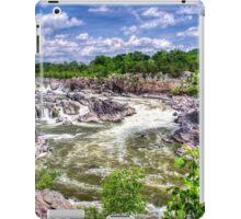 Great Falls Park -  Waterfalls iPad Case/Skin