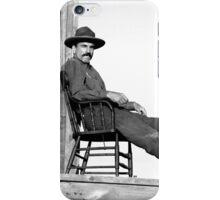 Daniel Plainview iPhone Case/Skin