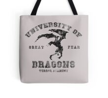 Summon A Dragon  Tote Bag