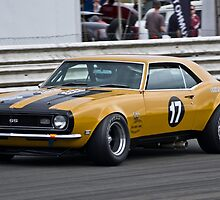Bryan Thomson 7.0 Litre Camaro by TGrowden