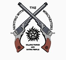 Hunting with the Winchesters 2 Unisex T-Shirt