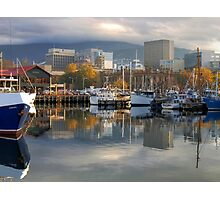 Reflections of Hobart Photographic Print