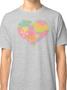 Abstract Pattern - Candyland Classic T-Shirt
