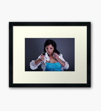 Don't  (II) Framed Print