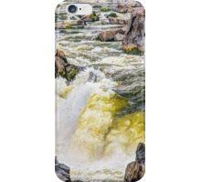 Great Falls Park - Cascades iPhone Case/Skin