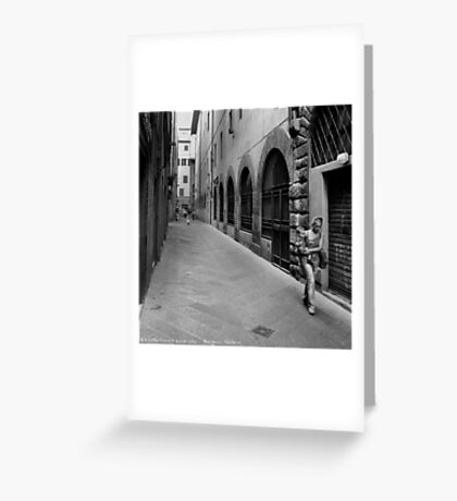 Mothers, Fathers Greeting Card