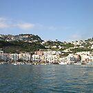 Capri, Marina Grande by inglesina