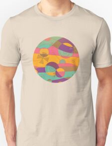 Abstract Pattern - Chocolate Candy T-Shirt