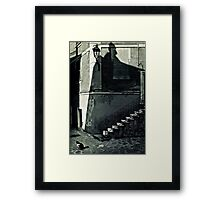 The Mark of Zorro... Framed Print