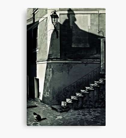 The Mark of Zorro... Canvas Print