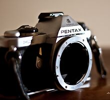 Pentax SLR by adrianfowlers