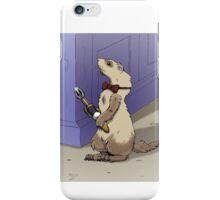 Ferret Who iPhone Case/Skin
