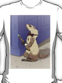 Ferret Who T-Shirt