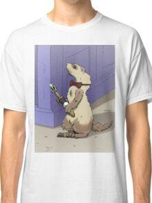Ferret Who Classic T-Shirt