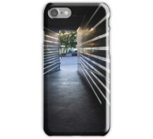 The Irish Hunger Memorial - Manhattan, New York City, USA iPhone Case/Skin