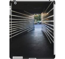 The Irish Hunger Memorial - Manhattan, New York City, USA iPad Case/Skin