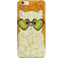 WEARING OF THE SHADES iPhone Case/Skin