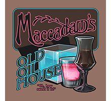Maccadam's Photographic Print