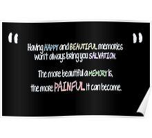 Plastic Memories - Isla on Memories Poster