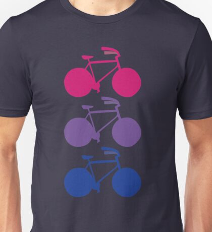Bi-cycle Unisex T-Shirt