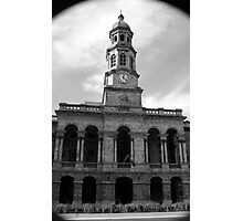 History in Adelaide Photographic Print