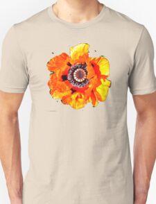 Red Poppy T Shirt Unisex T-Shirt