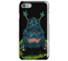 I'm Supposed to Wait Right Here... iPhone Case/Skin