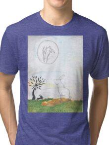 Watership Down Tri-blend T-Shirt