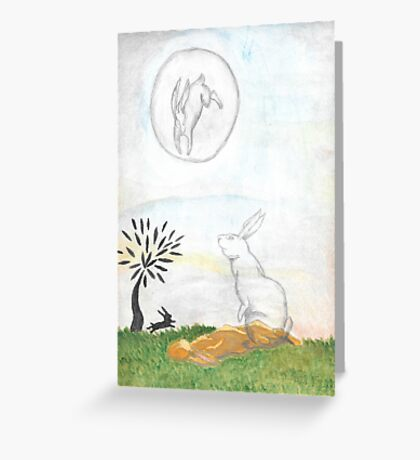 Watership Down Greeting Card