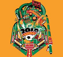 Football Pinball! Unisex T-Shirt