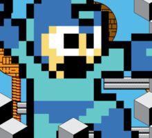Megaman Breakout Sticker