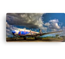Eastern Airlines Vision of the Past Metal Print