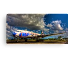 Eastern Airlines Vision of the Past Canvas Print