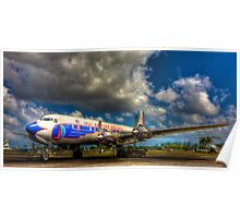 Eastern Airlines Vision of the Past Poster