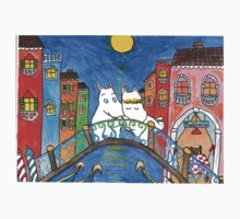 Moomin Love in Venice Kids Clothes